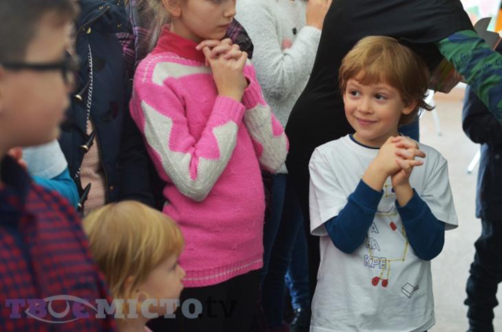 У Львові встановили прилад, що пояснює дітям закони оптики