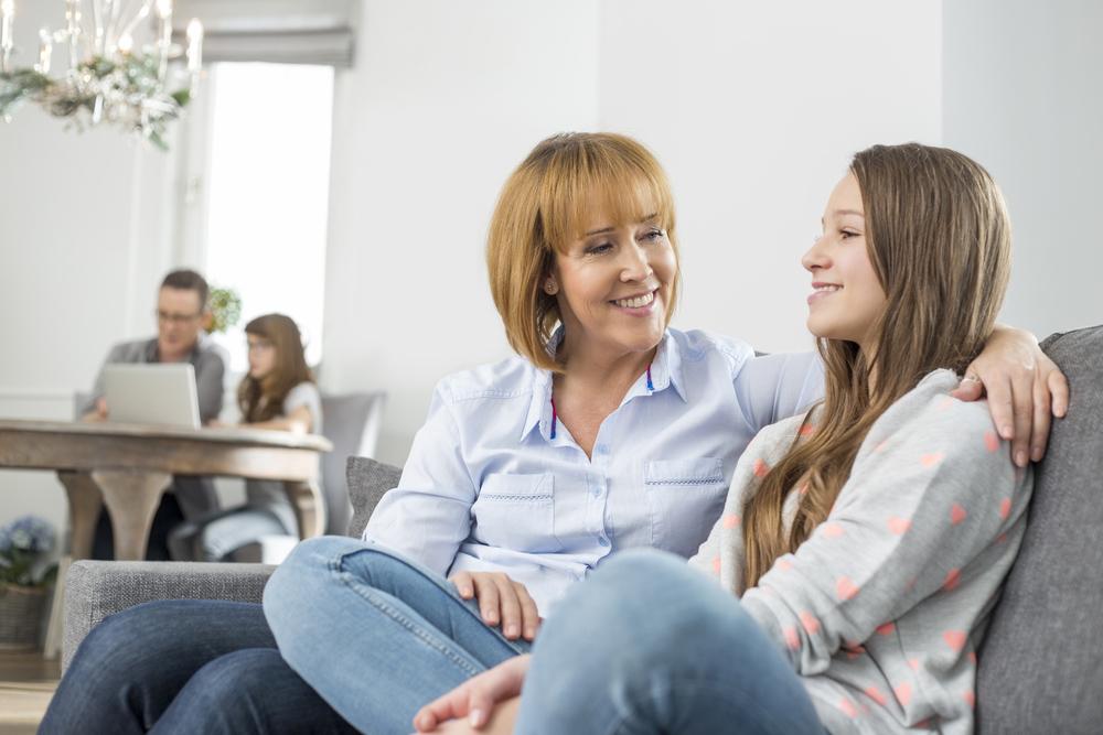 Довірливі стосунки з батьками