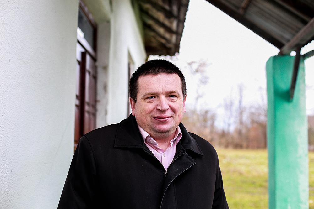 Микола Кінаш