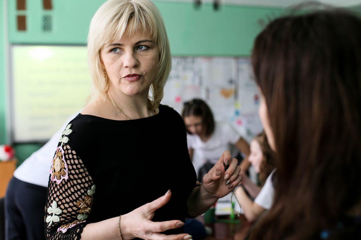 Великі питання і право на власну думку – як школа на Львівщині працює з методикою СОНП