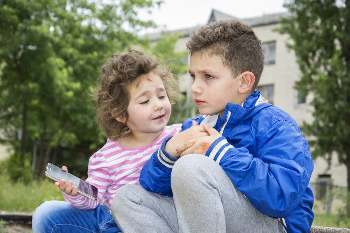 Емпатія, або навіщо говорити з дітьми про почуття