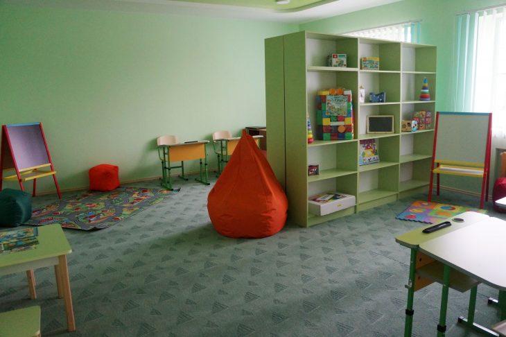 Інклюзивно-ресурсний центр відкрили у селі Рівненщини