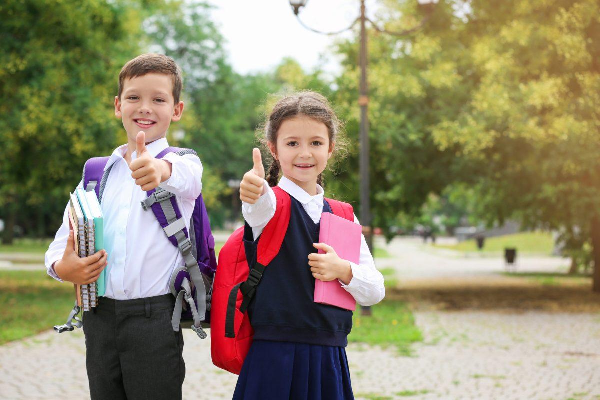 Три ігри на уважність, в які діти можуть пограти дорогою до школи