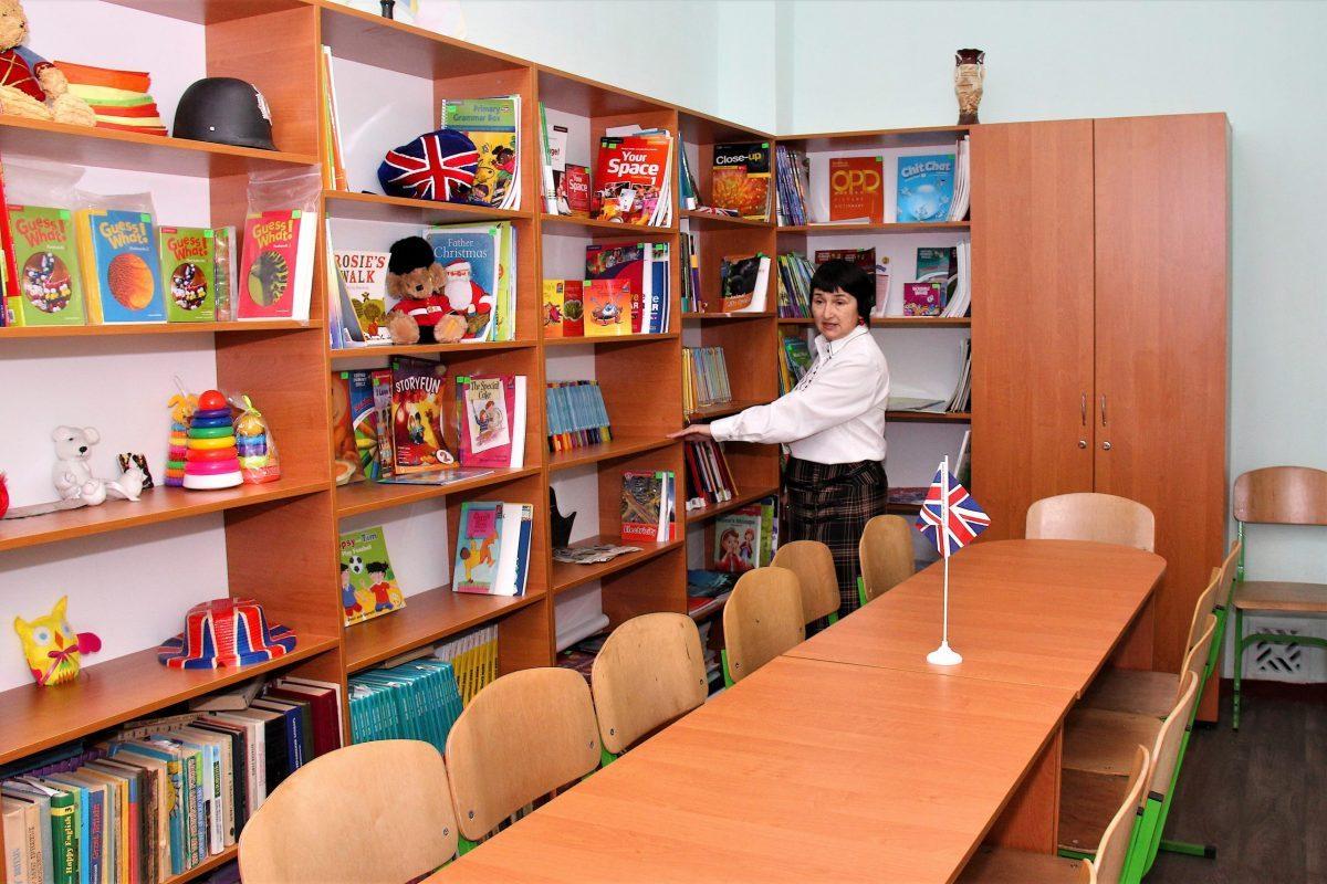 Ланцюжкова реакція: школа в Лисичанську, яка заточена на англійську, позитивне батьківство та має службу порозуміння