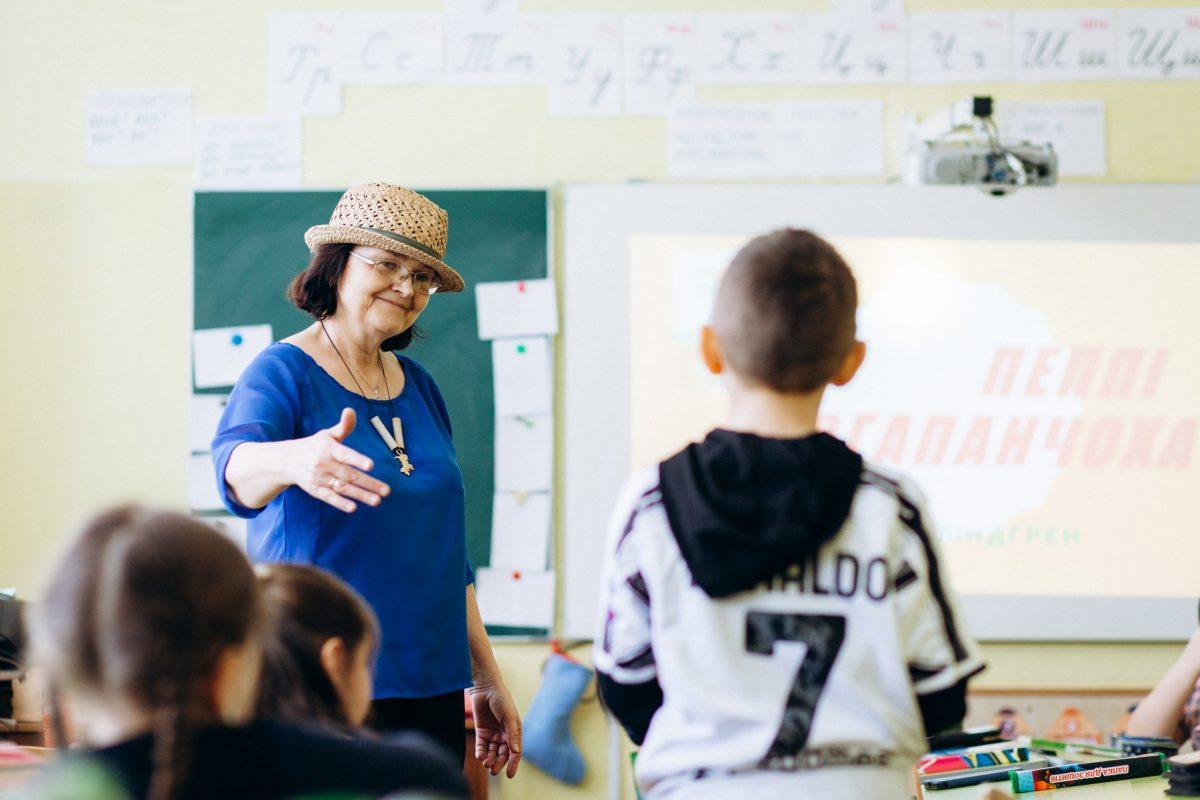 Учитель – не ідеальний, а отже – досяжний для учнів. Учителька пілотного класу про викладання в НУШ