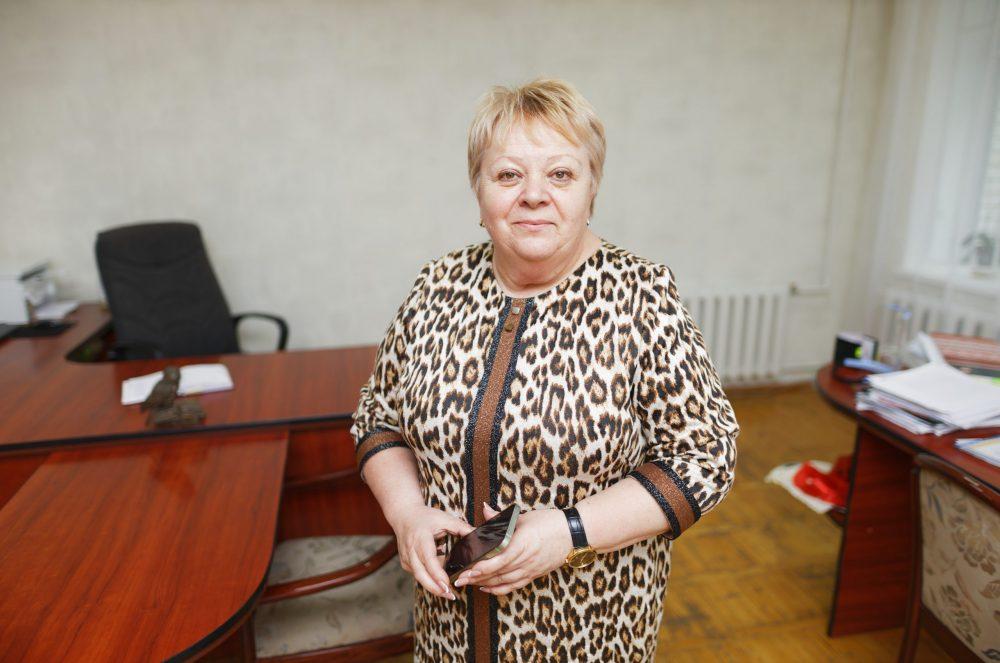 Наталія Слободянюк, директорка