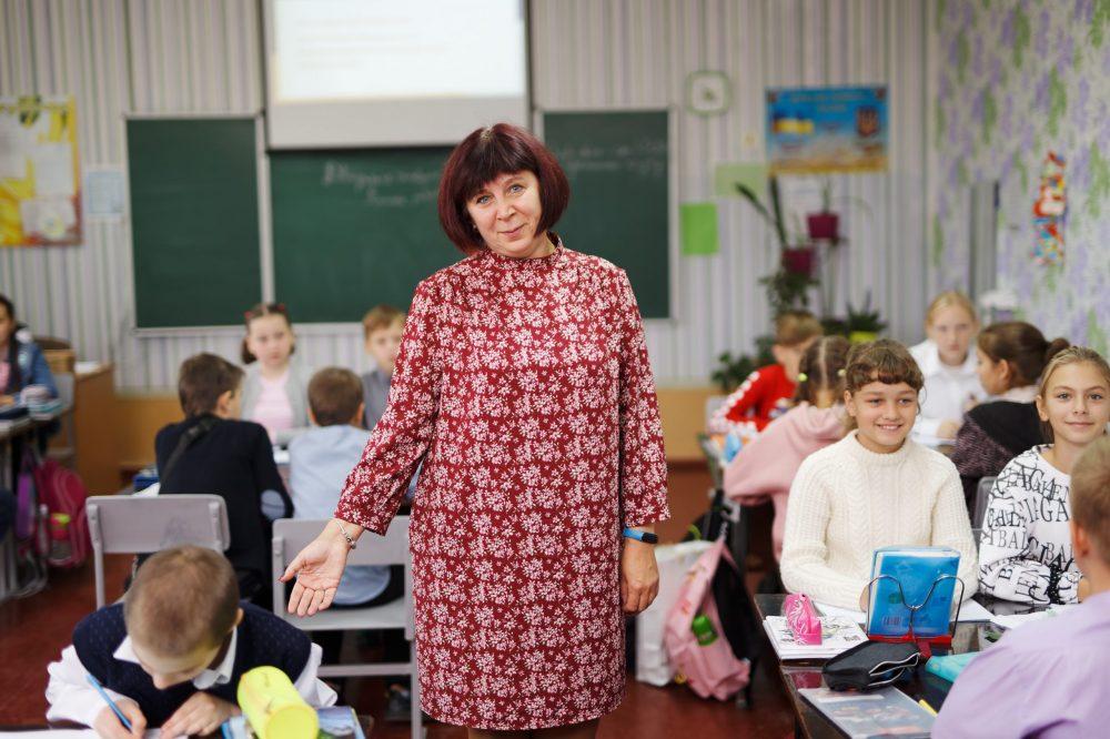 Учителі, учні й батьки – це одне ціле. Як працює Ніжинська школа №17
